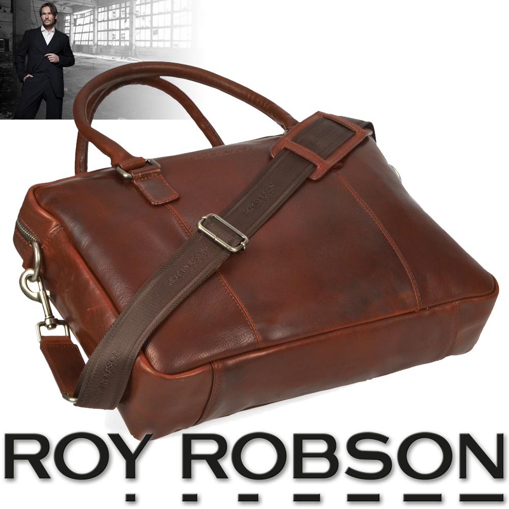 Roy Robson Ledertasche Colorado